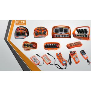 Компактные пульты радиоуправления Elca для спецтехники