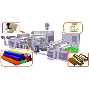 Ламинированный спанбонд,  бумага,  ткань,  фольга