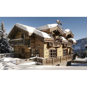 Продажа и аренда шале на горнолыжном курорте Куршевель