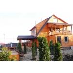Продам усадьбу с комплексом домов на участке 2 Га (200 соток)