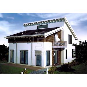 Строительство каркасного дома 164. 00 м2